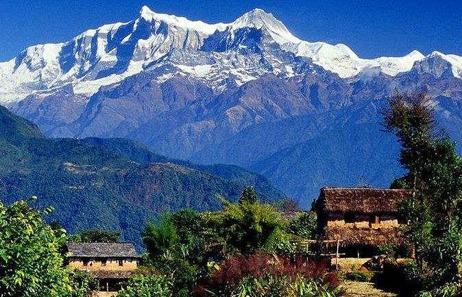 Kathmandu-Nagarkot-Bhaktapur Tour